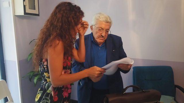 Simona Mazzeo-Francesco Castiello