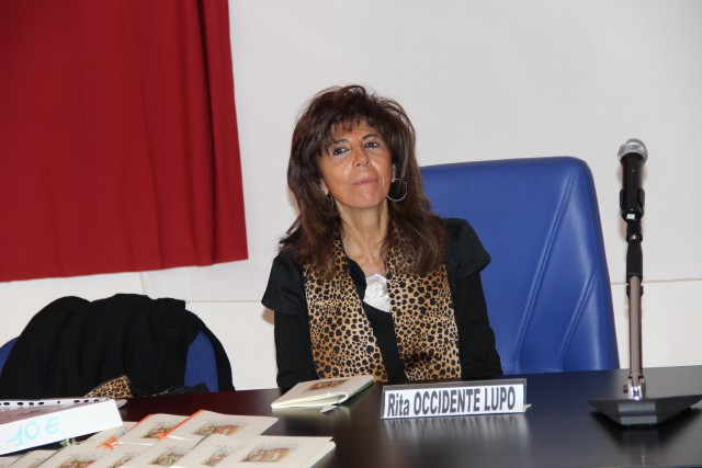 Rita Occidente Lupo