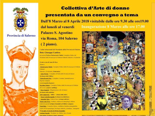 Collettiva arte di donne-Salerno