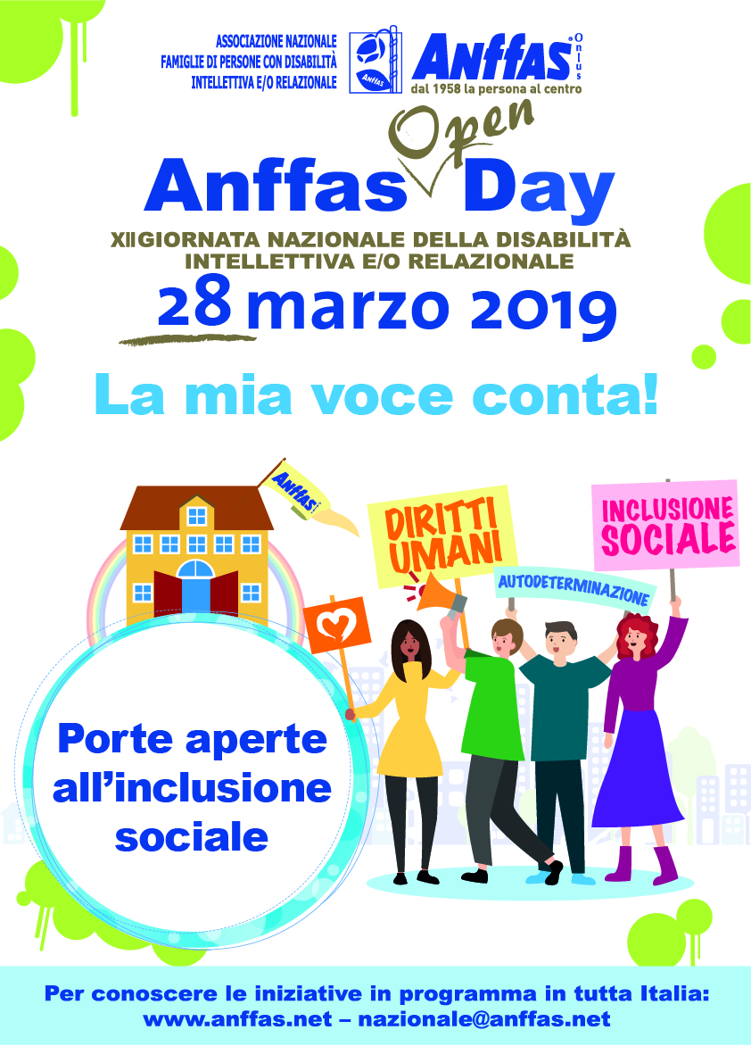 Anffas Open Day Salerno
