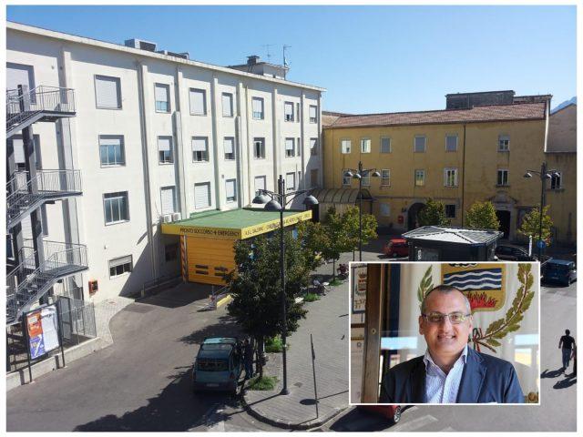 Ospedale Eboli-Massimo Cariello