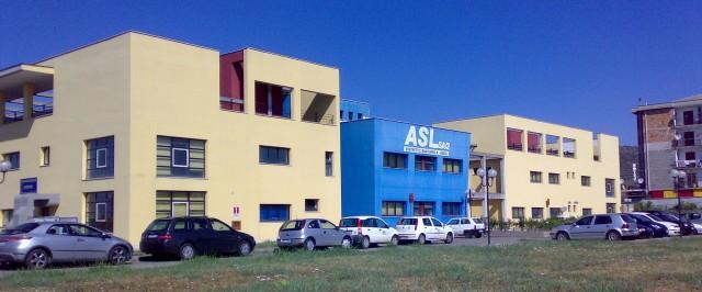 ASL distretto sanitario Eboli Hospice
