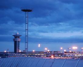 Aeroporto alimentato da Impianto geotermale