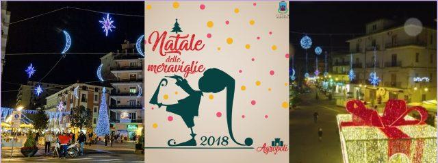 Agropoli-Natale delle meraviglie 2018