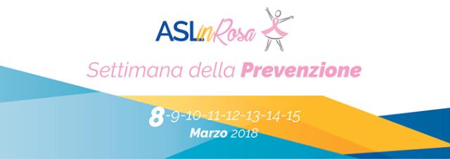 ASL Giornata prevenzione delle donne