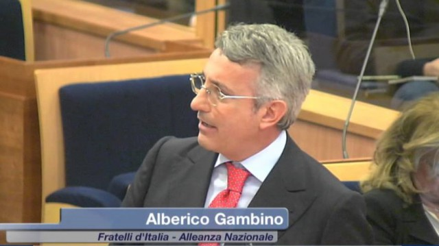 Alberico Gambino