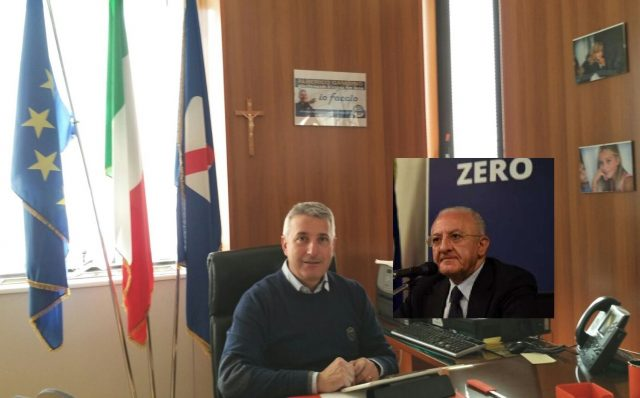 Alberigo-Gambino-Vincenzo De Luca
