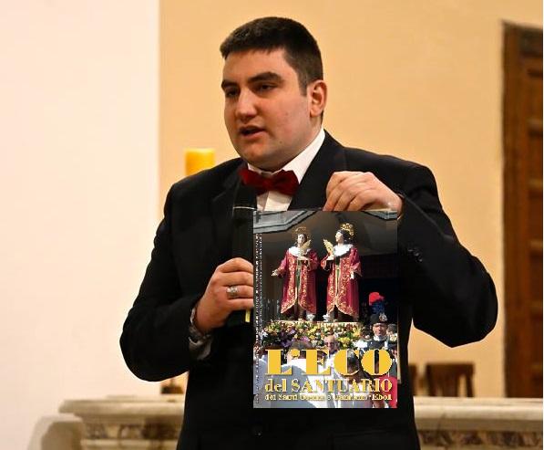 Alessio Scarpa-Eco del Santuario SS Cosma e Damiano