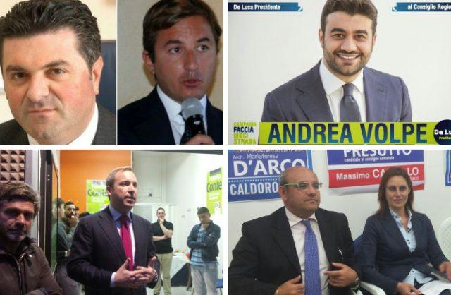 Alfieri-Russomando-Volpe-Conte-Fortunato-D'Arco