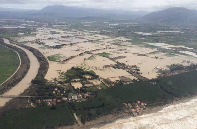 Alluvione provincia di Salerno