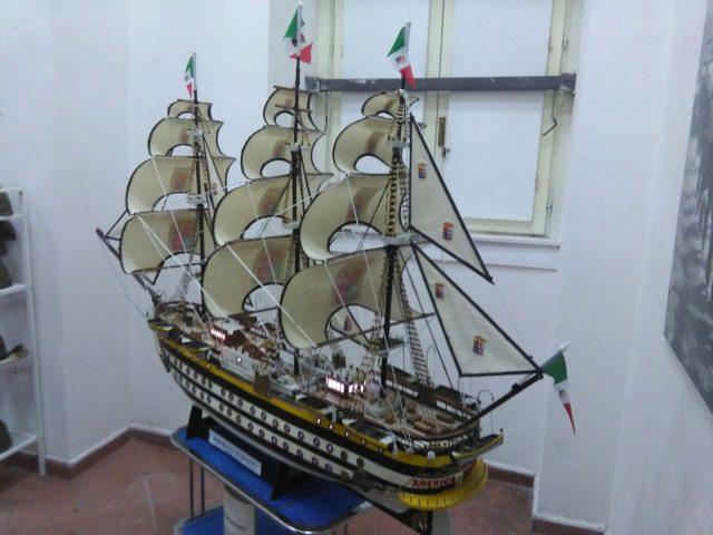 Amerigo Vespucci-Donato Naponiello