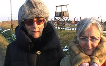 Andra e Tatiana Bucci