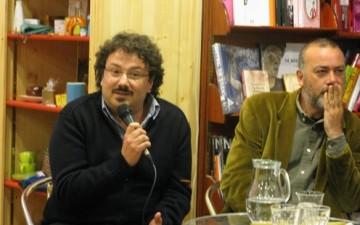 Andrea D'Ambrosio e Franco Arminio