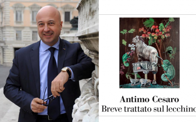 Antimo Cesaro-Breve trattato sul lecchino