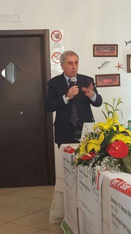 Antonio Conte-Convegno PD-Eboli-Legge stabilità