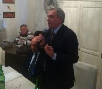 Antonio Conte-onvegno PD Eboli