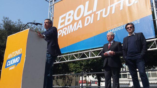 Antonio Cuomo-Comizio-Foto POLITICAdeMENTE