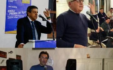 Antonio Cuomo-Martino Melchionda-Nicola landolfi