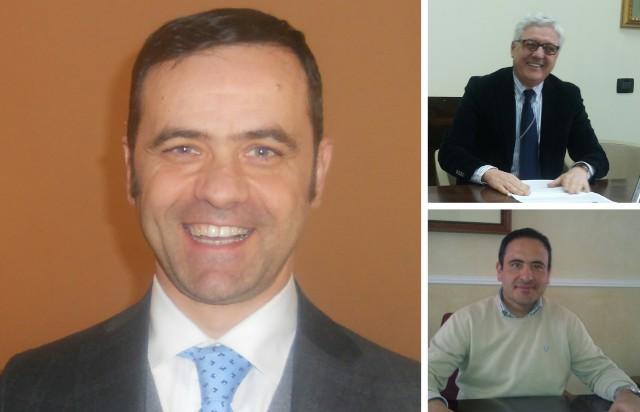Antonio Squillante-Martino Melchionda-Pasquale Aliberti