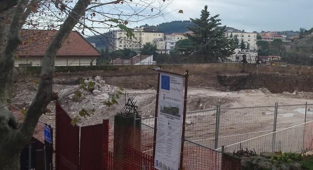 Area Cantiere Centro Polifunzionale Eboli-1