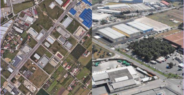Area industriale-Eboli-Battipaglia