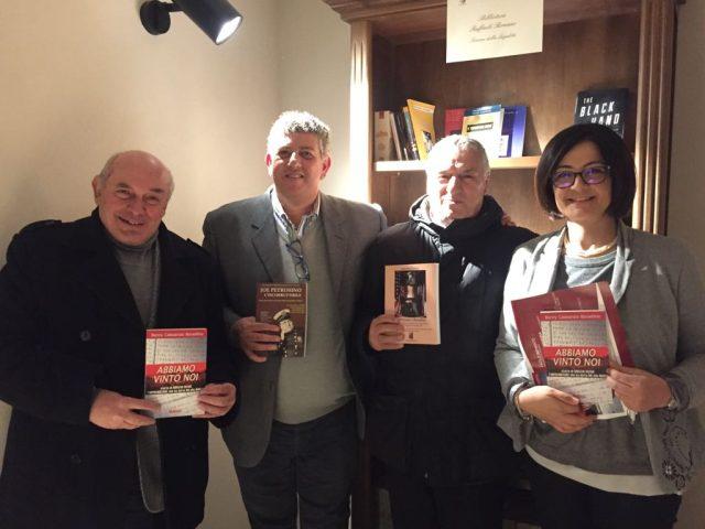 Ass Forlenza Cutrò, Lamanna e Nino Petrosino