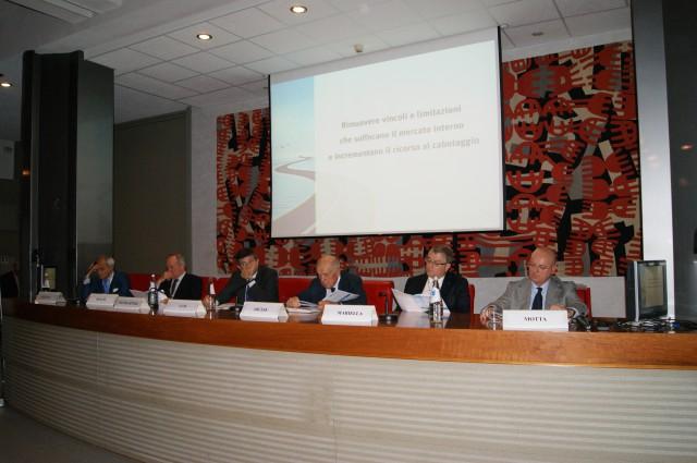 Assemblea Nazionale ANITA _ Tavolo presidenza.