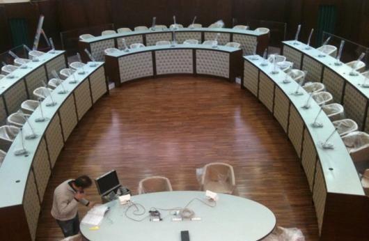 Aula Consiliare Battipaglia