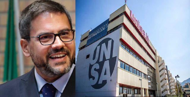 Aurelio Tommasetti-Rettore Unisa
