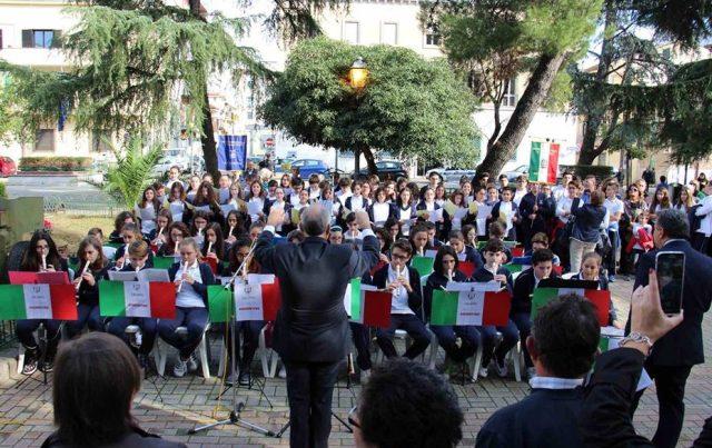 battipaglia-giornata-unita-nazionale-delle-forze-armate-orchestra-istituto-fiorentino