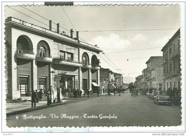 Battipaglia-Teatro Garofalo