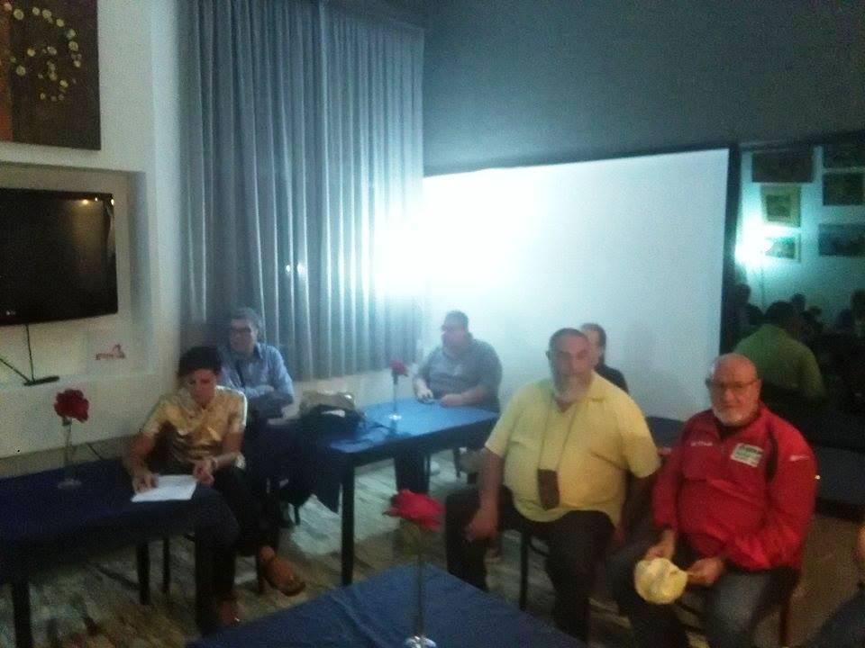 BerlinguerFest--riunione-presentazione Hotel Grazia-Eboli