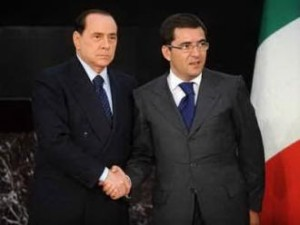 Berlusconi - Cosentino