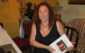 Bianca Fasano con il testo Scripta Manent