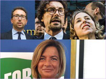 Bonafede-Toninelli-Grillo-DiScala