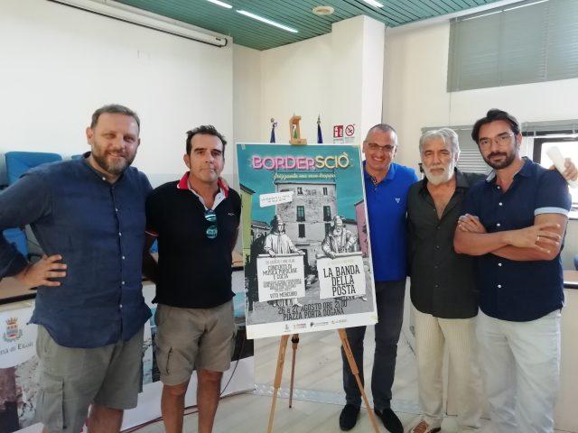 Bordersció-Giovanni e Gustavo Sparano-Massimo Cariello-Vito e Antonio Mercurio-Foto-Politicademente
