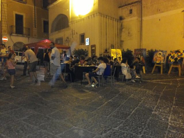 BorgoBalocco Estemporanea di Pittura- Piazza San Nicola