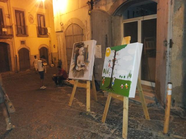BorgoBalocco Estemporanea di Pittura-esposizione