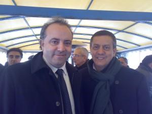 On. Bruno Cesario-On. Antonio Cuomo