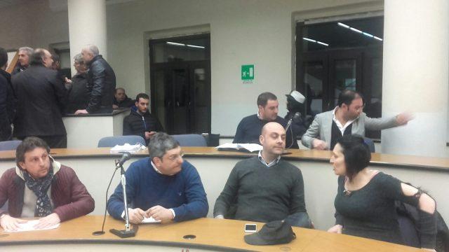 Buonavoglia-Sgritta-Domini-Consiglio Comunale-Liceo