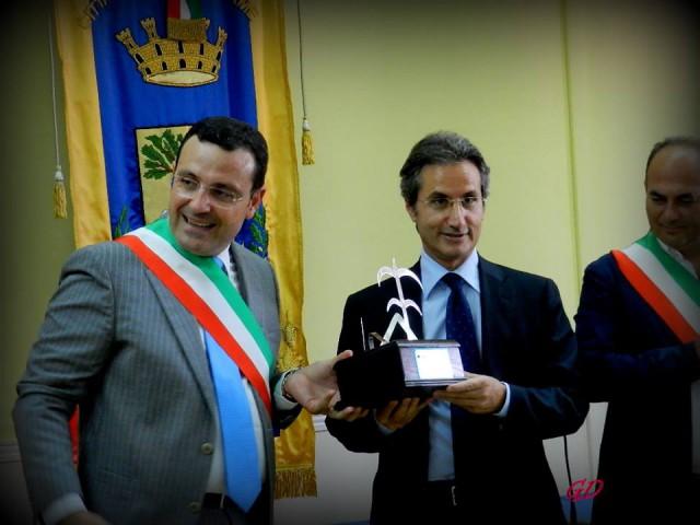 Graziano Lardo-Stefano Cadoro-premiato