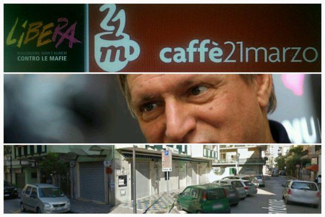Caffé 21 marzo-Don Luigi Ciotti