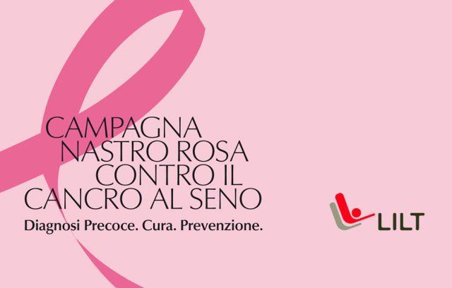 Campagna Nazionale della Prevenzione del Tumore al Seno