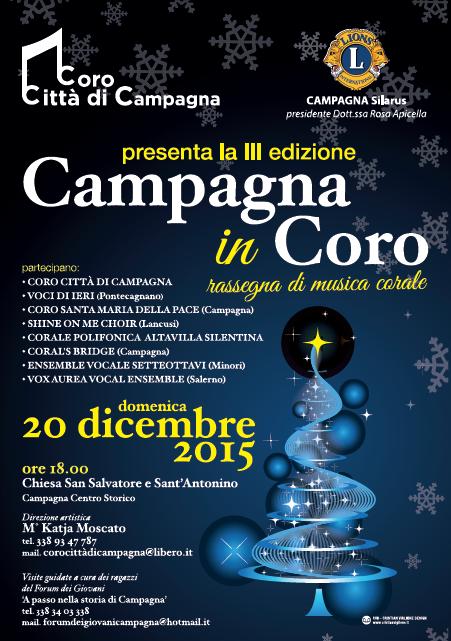 Campagna in coro