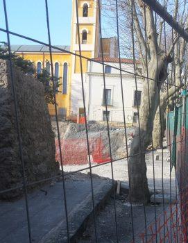Cantiere Casa del Pellegrino