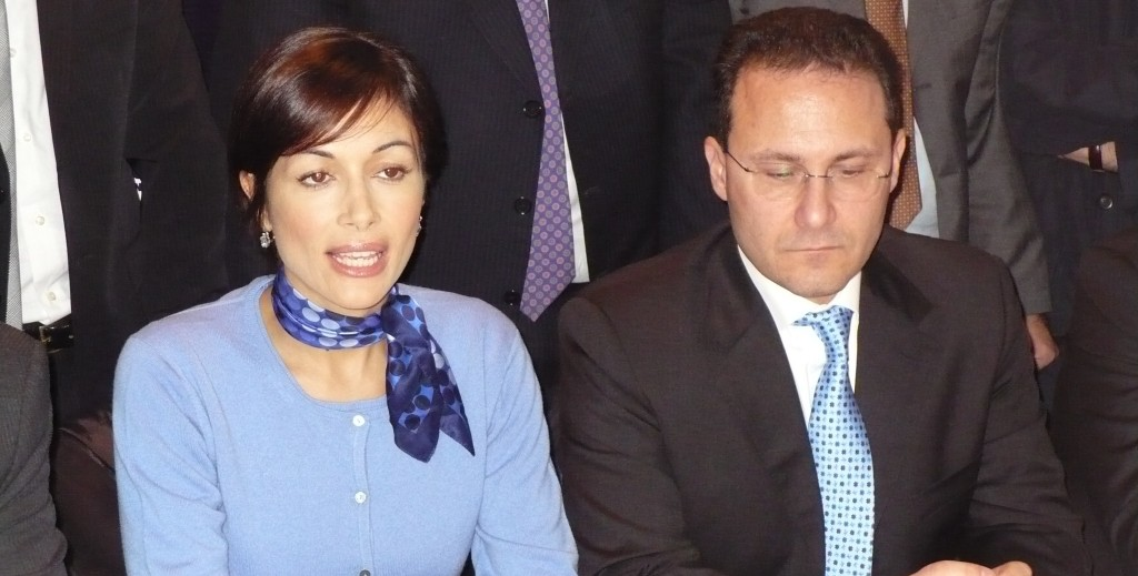 Mara Carfagna - Edmondo Cirielli