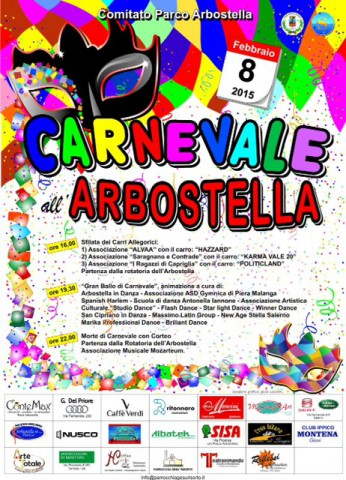 Carnevale all'Arbostella