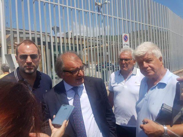 Conte_Casciello_Salzano_visita_carcere-Salerno