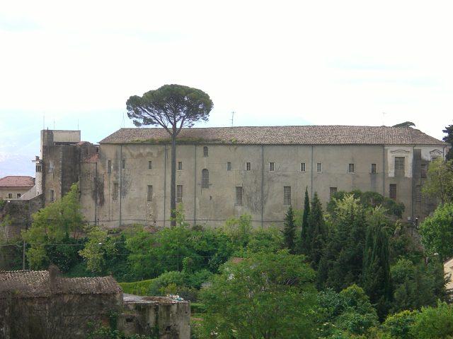 Castello-Colonna-Eboli-sede ICATT