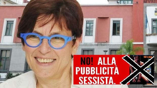Cecilia Francese No Pubblicità sessista